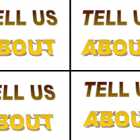 Tell Us About