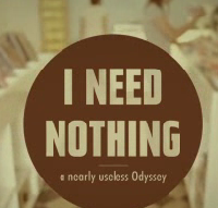 I need nothing