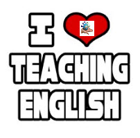 I love teaching English!