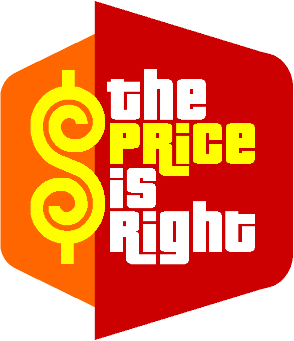 price is right name tag template