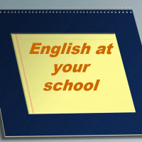 English At School