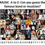 Guess The Group/Singer A – Z