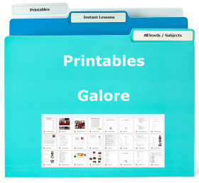 "<span itemprop=""name"">Printables Galore!</span>"